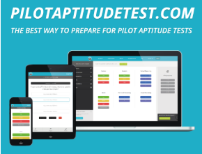 Subscribe to PilotAptitudeTest.com to improve your chances of success!