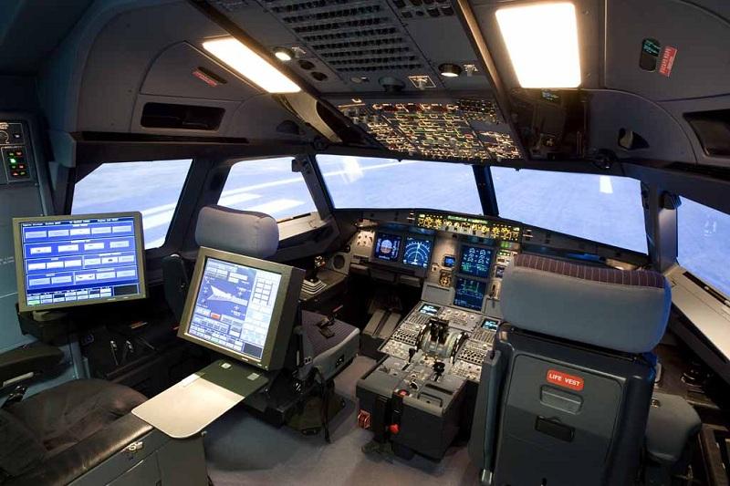 Airbus A320 Full Motion Sim Assessment Preparation (1 Hour